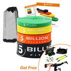 5BILLION Pull Up Assist Bands Resistance Bands for Body Stretching Powerlifting image