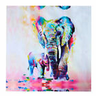 modern canvas painting - Room Modern Abstract Huge Wall Art Oil Painting On Canvas Elephant Hand-painted