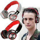 Headphones Earphone Headset 3.5mm Stereo Wired With Mic For Smartphone Mp3/mp4