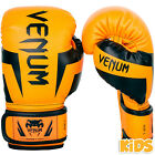 Venum Kid's Elite Boxing Gloves (Neo Orange)