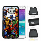 Marvel Super Heros 2 Samsung Galaxy S6 Edge / Edge Plus Case Cover