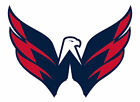 Washington Capitals #2 NHL Team Logo Color Printed Decal Sticker Car Window Wall $21.49 USD on eBay