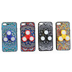 For iPhone6/6S/7/7 Plus Finger Spinner Fidget Toy Hand Gyro Phone Cover Case