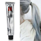Light Gray Color Natural Permanent Super Hair Dye Cream Grannyhair Silver
