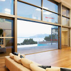 Self Adhesive Frosted Privacy Window Film Glass Sticker Roll Home Decor 0.6x5m