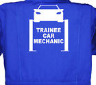 Trainee Car Mechanic, Childrens,Kids,Coverall,Boilersuit,Overall 1-8yrs Unisex