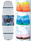 Liquid Force Harlow Ladies Boat Wakeboard 135 and FREE Boardshorts. 55863/39763