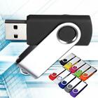 64MB Swivel USB 2.0 Metal Flash Memory Stick Pen Drive Storage Thumb U Disk A @M