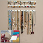9Pcs Jewelry Wall Hanger Holder Stand Organizer Set - Necklace Bracelet Earring