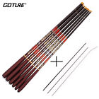 Внешний вид - Goture Carbon Fiber Fishing Rod Telescopic Hand Pole 2.7M-7.2M Tenkara Rod