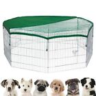 """24"""" 30"""" 36"""" Pet Playpen Dog Cage Puppy Exercise Enclosure Rabbit Fence Play Pen"""