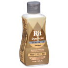 Rit DyeMore Liquid Dye for Synthetic Fibres 207ml 12 Colours
