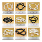 GLASS BEADS VARIOUS SHAPES & SIZES *26 STYLES* BEADING JEWELLERY MAKING CRAFTS