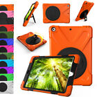 Original ShockProof Hard Slim Case Cover + Screen Protector For iPad 9.7 5th