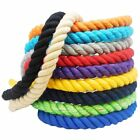 FMS Twisted Cotton Rope Spools - Soft, Natural, Multiple Colors & Custom Colors