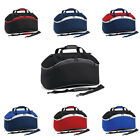 New BAGBASE Teamwear Sports Gym Holdall Bag in 7 Contrast Colours One Size