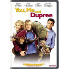 You, Me and Dupree (DVD, 2006, Anamorphic Widescreen) Wilson 100% for charity