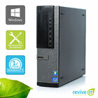 Custom Dell Optiplex 790 DT PC Intel Core i3-2120 3.3GHz Business Desktop PC