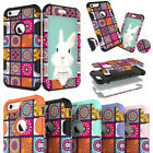 360 Shockproof Full Cute Soft TPU Slim Case Cover For Apple iPhone 6 6s 7 7Plus