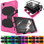 Shockproof Hybrid Rubber Hard Stand Phone Case Cover For LG G Pad 3 8.0 Pad X8.0