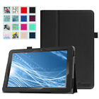 For Insignia 10.1 Inch Tablet NS-P10A8100 Case Slim Fit PU Leather Folio Cover