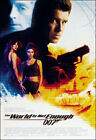 The World Is Not Enough Movie Poster Print - 1999 - Action - 1 Sheet Artwork £15.02 GBP