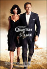 Quantum Of Solace Movie Poster Print - 2008 - Action - 1 Sheet Artwork - 007 $25.14 CAD