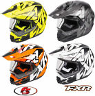 2018 FXR Torque X Core Helmet Electric Shield Black/White/Orange/Hi-vis MD LG XL