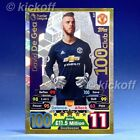 Match Attax 2017-2018: Limited Editions 100 Clubs Man of the Match 17-18 Hundred
