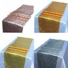 30x275cm Luxury Sequin Table Runners 4 Colors Wedding Party Special Offer