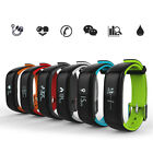Bluetooth Smart Bracelet Wristband Watch Waterproof Pedometer For Android IOS WG