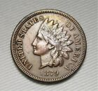 1879 Indian Cent CH VF Coin AE110