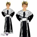 Childs Boys Deluxe Christmas Xmas Nativity King Wise Man Fancy Dress Costume New