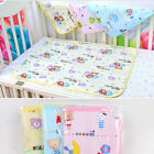 New Baby Infant Diaper Nappy Urine Mat Kid Waterproof Bedding Changing Cover Pad