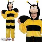 Childs Boys Girls Bumblebee Bee Bug Book Day Week Fancy Dress Costume Outfit
