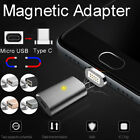 Magnetic Type-C Fast Charging Charger Adapter for Samsung Galaxy Note 8 S8 / S8+