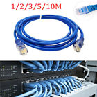 25ft ft Ethernet Internet LAN CAT5e Network Cable for Computer Modem Router #69