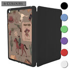 Wild West Pattern Smart Case Cover For Apple iPad Mini 1 2 3 - S3579