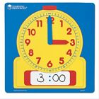 Tell/Teach The Time Flip Clock Maths Home Education/schooling - Best Reviews Guide