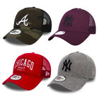 NEW ERA Cappello TRUCKER Cap HAT Nuovo ORIGINALE Berretto BASEBALL Vari NY Fw Ag