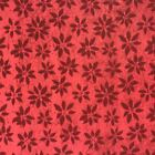 """Red Poinsettia Christmas Tissue Paper Gift Wrapping Flower Making 20""""x30"""""""