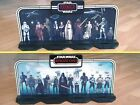 "Star Wars 12-Back Display Background for 40th Anniversary Stand 6"" Black Series $18.0 USD on eBay"