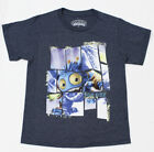 SKYLANDERS POP FIZZ Navy Heather Color BOYS Licensed T-Shirt