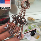 30 Assorted Key Bottle Openers Vintage Antique Copper Wedding Guests Favors Keys