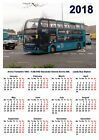 2018 Photo Calendar  Arriva Yorkshire 1903 - YJ58 FHD (1)