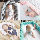 Baby Kids Soft Bed Rail Crib Collision Creep Bumpers Safety Rail Protector Guard