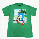 SONIC The Hedgehog With Board Youth's Licensed T-Shirt
