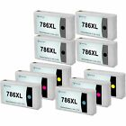 10-PACK Remanufactured High Yield 786XL Ink Cartridges for Epson WorkForce Pro