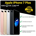 Apple iPhone 7 Plus 32GB 128GB 256GB - Jet/Black/Silver/Gold/Rose/Red - UNLOCKED