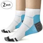 Recovery Performance Compression Socks Plantar Fasciitis Ankle Support Sleeve on eBay